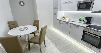 suite accommodation in budapest